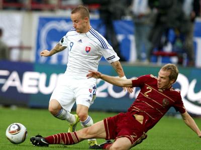 Петржела: думаю, Россия и Словакия сыграют вничью