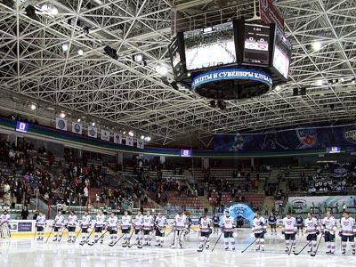 Итоги первой части регулярного чемпионата КХЛ