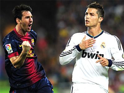 «Реал» оборвал победную серию «Барселоны»