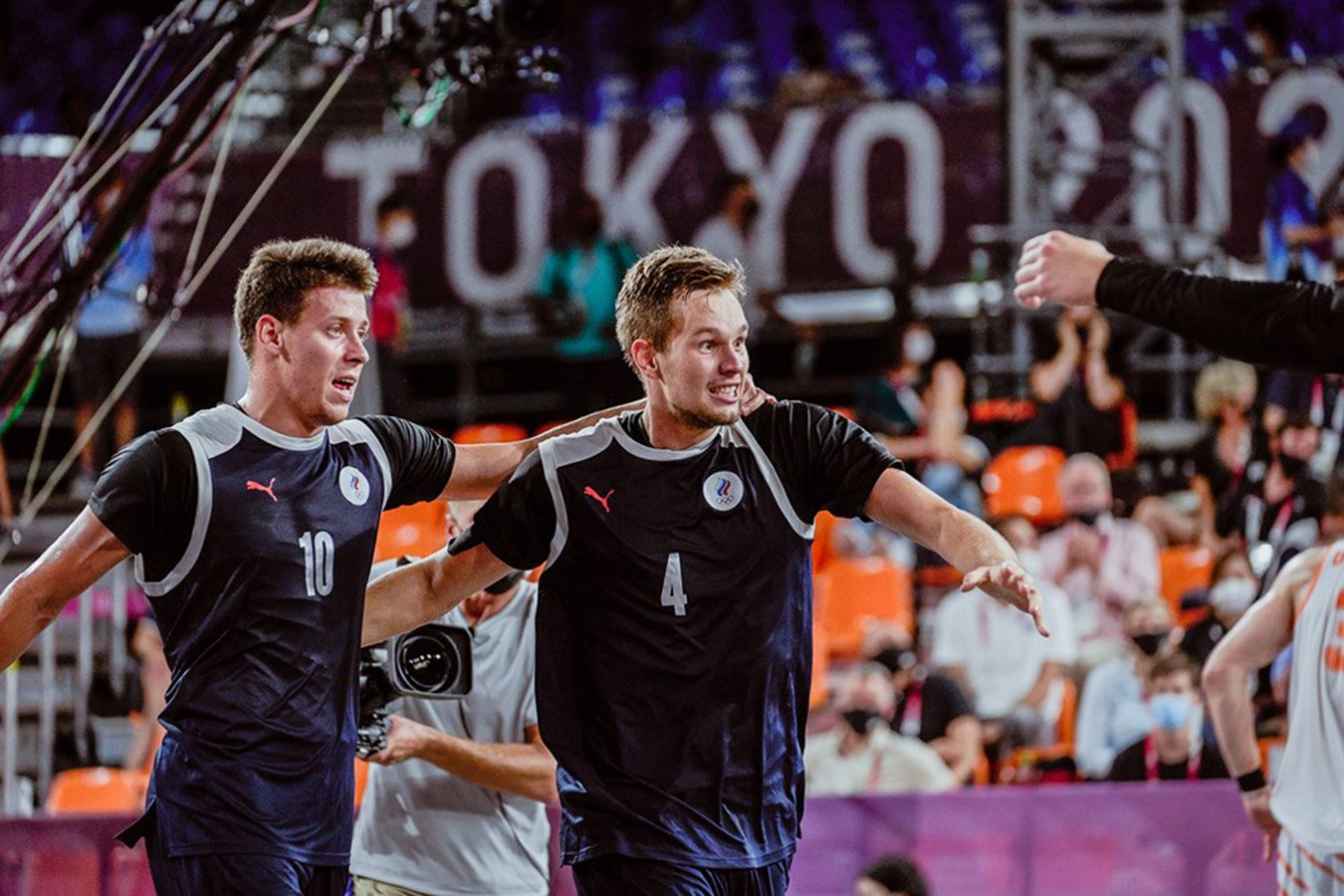 Олимпиада-2020, баскетбол 3х3: мужская сборная России разгромила Сербию и вышла в финал