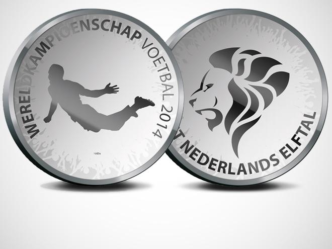 Герои чемпионатов мира, отчеканенные на монетах