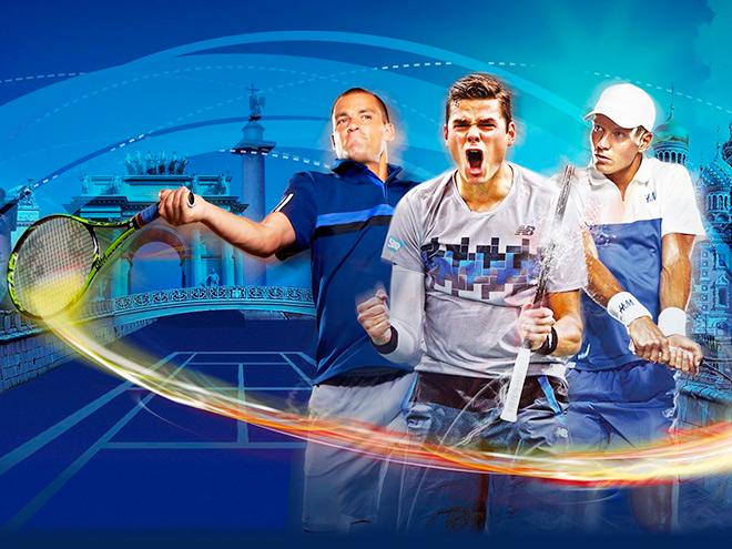 Два дня до старта St. Petersburg Open