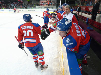 Вторая часть итогов игрового дня КХЛ 21.12.12