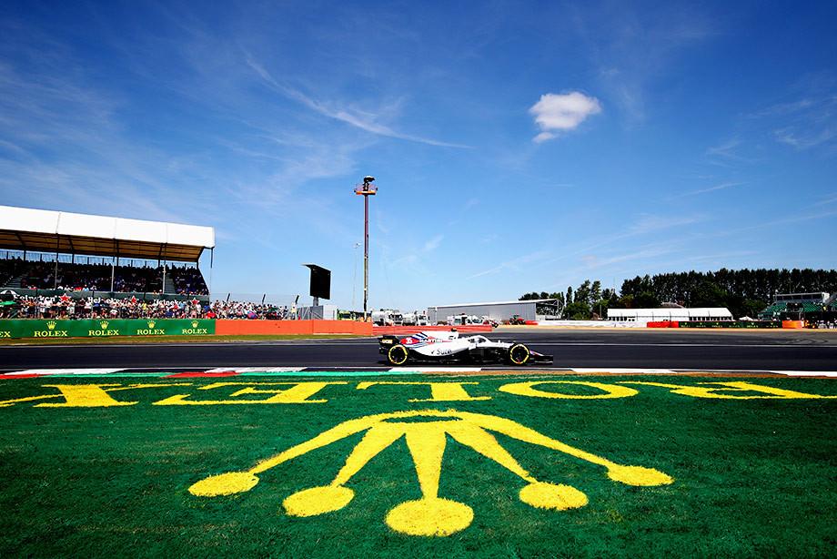 Формула-1. Гран-при Великобритании