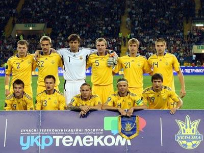 Когда Украина победит Германию?