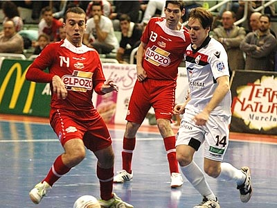 О 12-м туре чемпионата Испании по мини-футболу