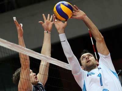 Волейбол. 7 особенностей, замеченных на старте ЧР