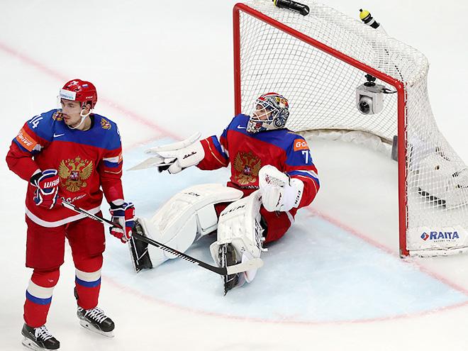 Россия – Финляндия – 1:3