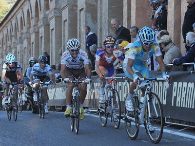 Бельгиец Томас де Гент выиграл 20-й этап «Джиро»