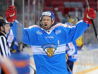 Финляндия - Швеция – 4:2