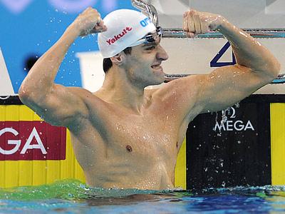 Итоги-2010. Водные виды спорта