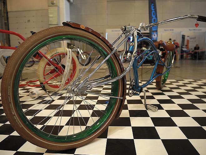 Состоялась выставка «Вело Парк 2014»