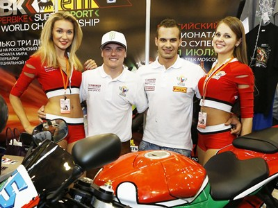 Лоус — о Мировом супербайке, MotoGP и Москве