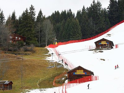 Олимпиада в Сочи. Изготовление снега