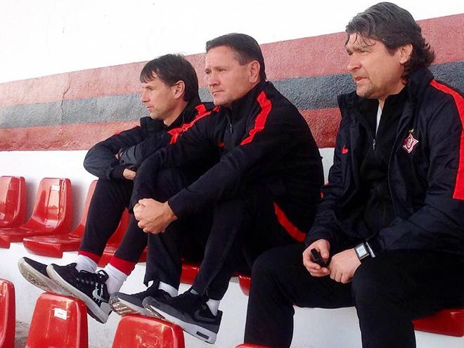 Титов, Аленичев и Ананко