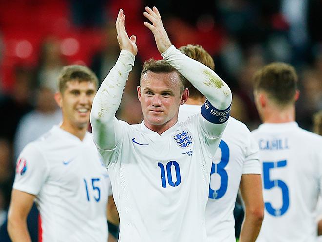 Англия и другие герои квалификации