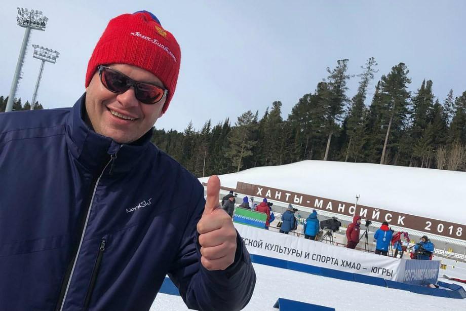 Екатерина Юрлова-Перхт— чемпионка РФ побиатлону впасьюте