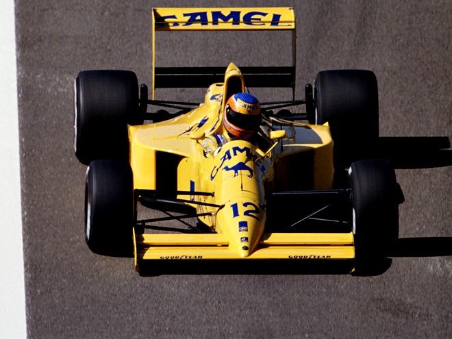 История провала «Ламборгини» в Формуле-1