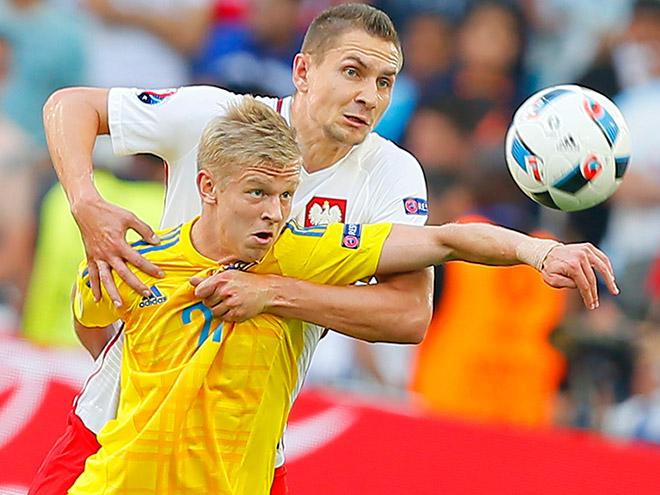 Евро-2016. Матч Украина – Польша – в комментариях игроков и тренеров