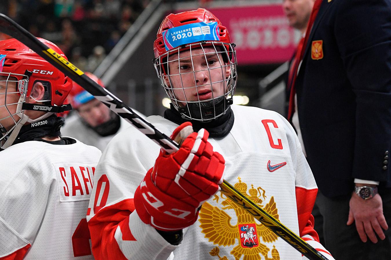 США разрешили въезд капитану юниорской сборной России на ЮЧМ-2021