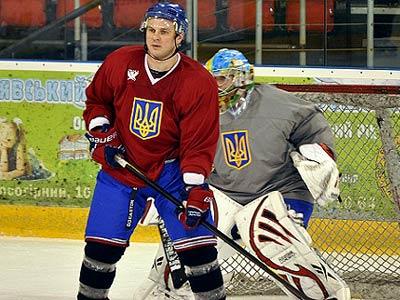 Интервью игрока сборной Украины
