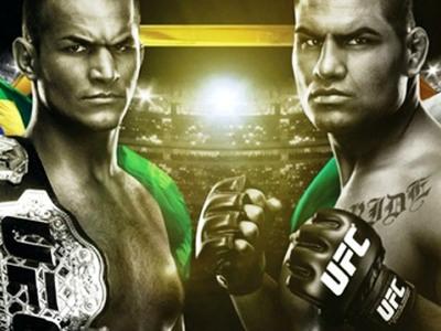 Главные действующие лица тяжёлого дивизиона UFC