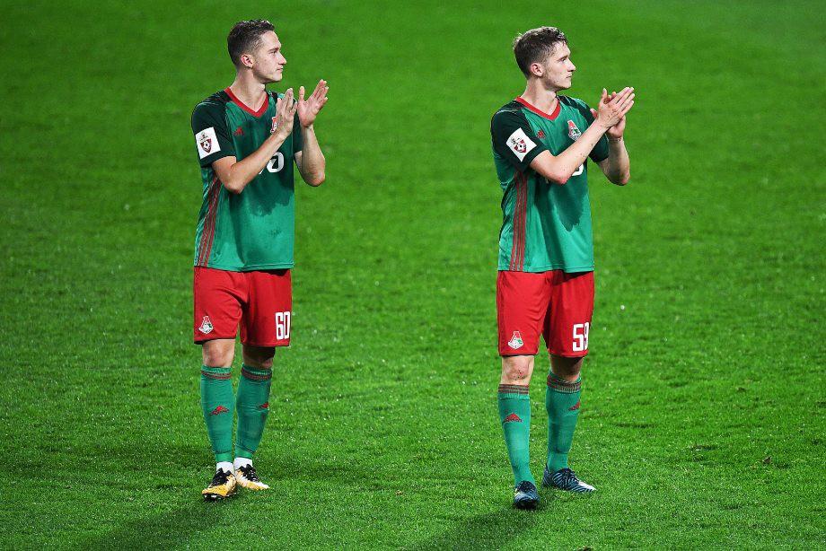Антон Миранчук и Алексей Миранчук