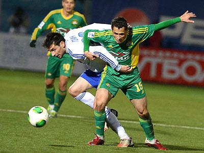 Динамо — Кубань — 3:1