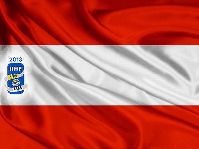 Сборная России сыграет с Австрией