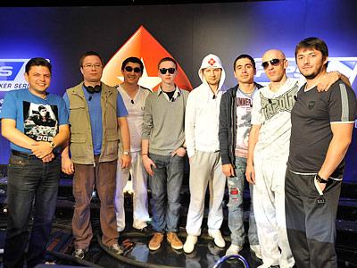 Российская покерная серия завершилась Гранд-финалом в Киеве