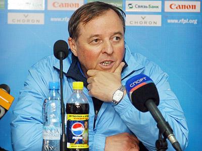 """Тарханов: мы были обязаны выигрывать у """"Сатурна"""""""
