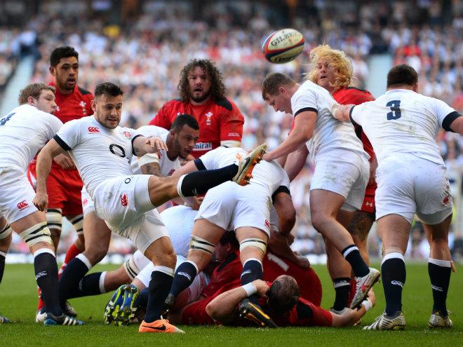 Англия против Уэльса