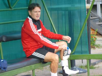 Дмитрий Аленичев остался в «Арсенале»