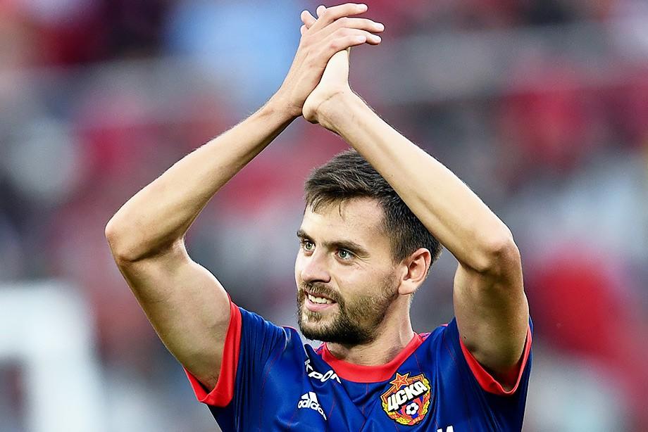 Георгий Щенников, ЦСКА
