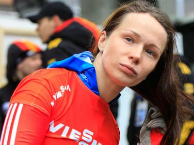 Ольга Потылицына – 17-я на этапе КМ в Лейк-Плэсиде