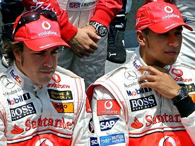 Самые жёсткие наказания в истории Формулы-1