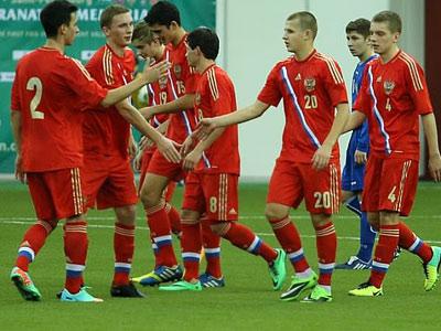 Мемориал Гранаткина. Россия – Словакия – 3:1