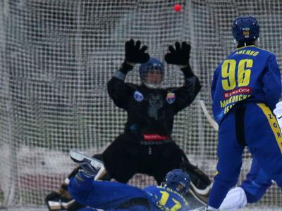 Хоккей с мячом. Итоги 30-го тура чемпионата России