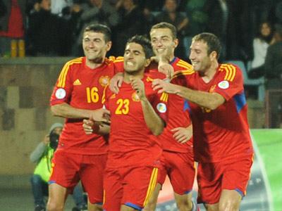 Армении нужно побеждать Италию
