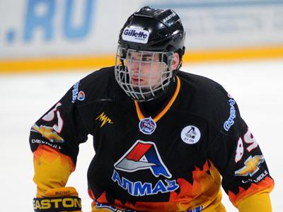 Павел Бучневич, перспективный молодой хоккеист – о себе и хоккее