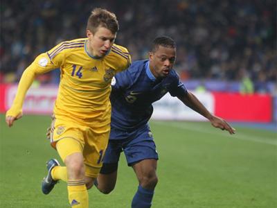 Ротань и Пятов о матче плей-офф Украина - Франция