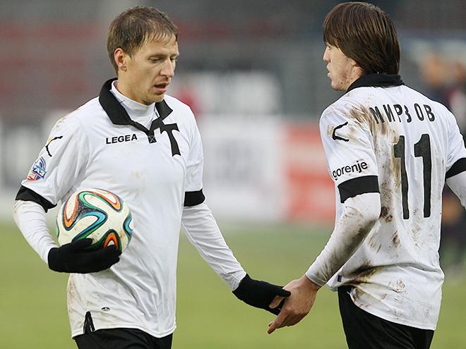 Ерёменко и Фримпонг - в сборной 16-го тура РФПЛ