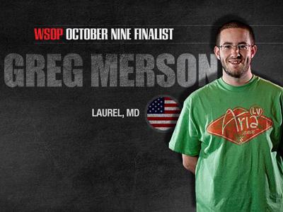 WSOP ME: Грег Мерсон