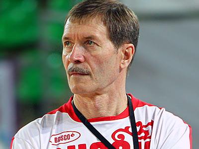Интервью наставника сборной России по баскетболу Бориса Соколовского