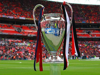 Все четвертьфиналисты Лиги чемпионов-2011/2012