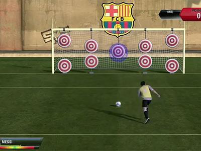 FIFA 13 позволяет игрокам тренироваться в ожидании матча