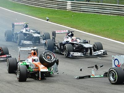 Комментарии участников ГП Италии Формулы-1