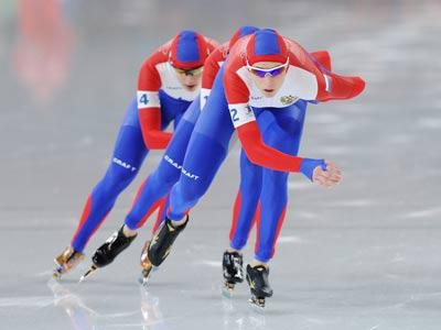 Харбин примет 5-й этап КМ по конькобежному спорту