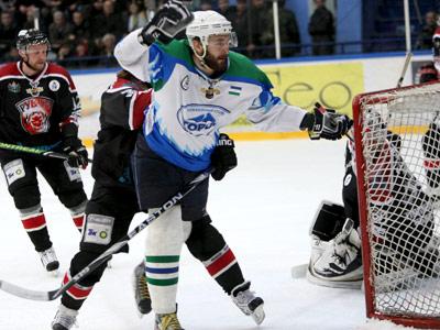 Финал Высшей хоккейной лиги стартовал с гостевой победы «Тороса»