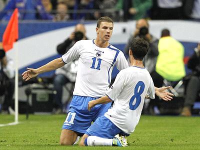 Сборная Боснии близка к поездке на чемпионат мира